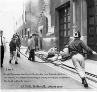 BA Drill, Bridewell 1960s