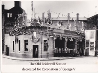 Bridewell, George V Coranation 1930s