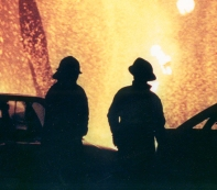 Fire at the Watershed, Bristol 1980s