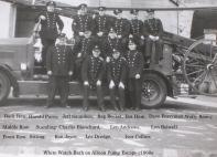 Firemen on Albion 1960s