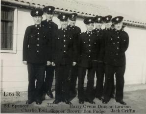 Group at B6 1960s