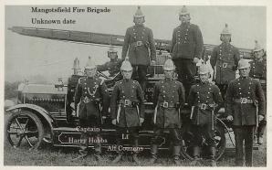 Mangotsfield Fire Brigade 1930s