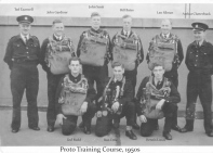 Proto Training Course 1950s