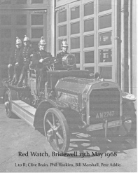 Red Watch,Bridewell,3th May 1968