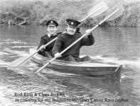Rod King and Chris Brooks 1980s