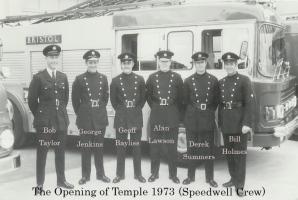 Speedwell Crew 1970s