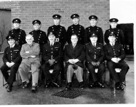 Training Course Sept 1963 Photo and details from Graham Burchill. Scroll down for details.
