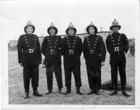 Stn 5 Bedminster Blue Watch Pump Competition Team 1961 Photo from Ray Southard