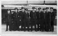 Ashton Drive Fire Station 1960 Photo from Ray Southard