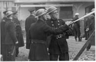 ARP exercise @ Conygre-hose, Filton, Feb 1943