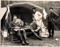 Bristol Fire Prevention Camping Trip 1960s