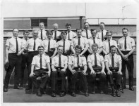 Bridewell 1968 Scroll down for names. Photo from Pete Noble