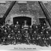 Bristol Police Fire Brigade 1906