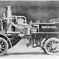 Shand Mason motor steamer AE 1623 delivered October 1909