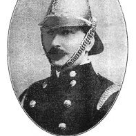 William A England Chief of Bath 1909-1935 (joined 1891)