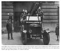 Bath Fire Brigade prepared for gas attack