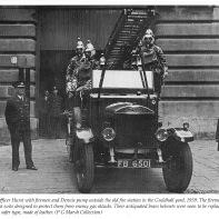 Bath Fire Brigade prepared for gas attack