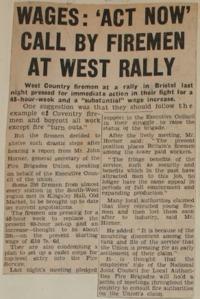 Evening World 20th Jan 1960