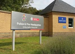 police & fire HQ